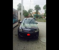 mercedes benz c class c180 2008 for sale in islamabad