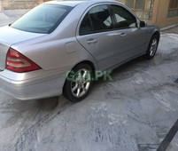 mercedes benz c class c180 2005 for sale in islamabad