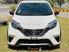 nissan note nismo white pearl