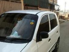 hyundai santro - 1.0l 1000 cc white