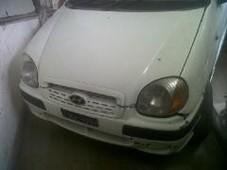 hyundai santro-club - 1.0l 1000 cc white