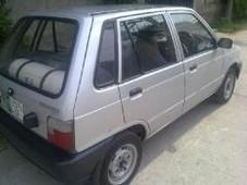 suzuki mehran - 0.8l 0800 cc silver