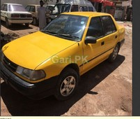 hyundai excel basegrade 1993 for sale in islamabad