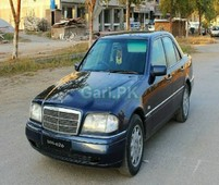 mercedes benz c class c180 1997 for sale in nowshera