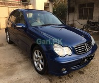mercedes benz c class c180 2004 for sale in lahore
