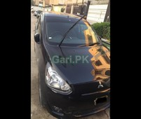 mitsubishi mirage 1.0 s 2015 for sale in lahore