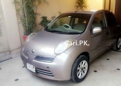 nissan march 2007 for sale in gujranwala