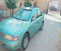 nissan sunny ex saloon 1.6 1998 for sale in lahore