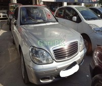 mercedes benz s class 380sel 2005 for sale in islamabad