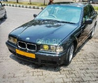 bmw 3 series 318i 2000 for sale in islamabad