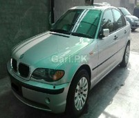 bmw 3 series 318i 2003 for sale in lahore