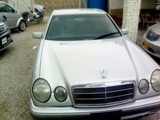 1997 mercedes e-class for sale in quetta