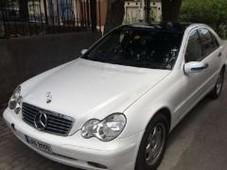 mercedes benz c180 - 1.8l 1800 cc white