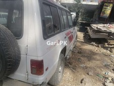 mitsubishi pajero 1989 for sale in hasan abdal