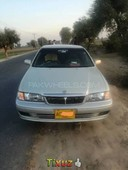 nissan sunny super saloon 16 cng 2000
