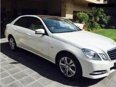 mercedes benz e class - 1.8l 1800 cc white