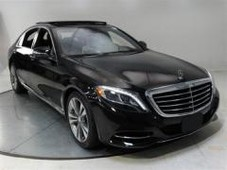 mercedes benz s class - 3.5l 3500 cc black
