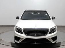 mercedes benz s class - 3.5l 3500 cc white