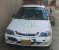suzuki cultus vx 2001 for sale in islamabad