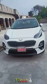kia sportage un register awd