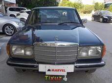 mercedes benz 240 gd 1983