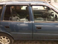 suzuki cultus vxl 2007 for sale in lahore