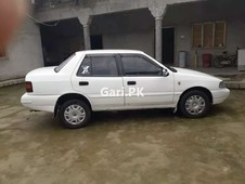hyundai excel 1993 for sale in nowshera