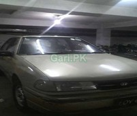 hyundai excel 1995 for sale in islamabad