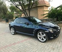 mazda rx8 rotary engine 40th anniversary 2005 for sale in lahore