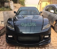 mazda rx8 type s 2007 for sale in islamabad