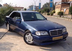 mercedes benz c class 1994 for sale in charsadda