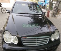 mercedes benz c class c180 2006 for sale in lahore