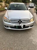 mercedes benz c class c180 2007 for sale in lahore