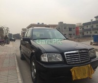 mercedes benz c class c200 1998 for sale in lahore