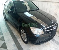 mercedes benz c class c200 1999 for sale in islamabad