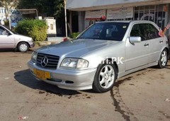 mercedes benz c class c200 2000 for sale in islamabad
