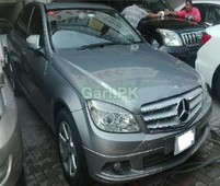 mercedes benz c class c200 2007 for sale in faisalabad