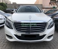 mercedes benz s class s400l hybrid 2016 for sale in lahore