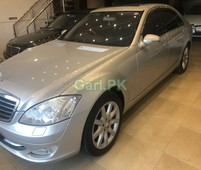 mercedes benz s class s500 2006 for sale in rawalpindi