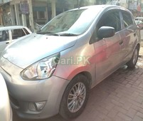 mitsubishi mirage 1.0 g 2012 for sale in lahore