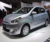 mitsubishi mirage 1.0 s 2014 for sale in lahore