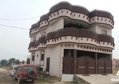 6 marla new corner house in zone 3 regi model town peshawar ghar 47