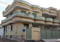 8 rooms house with basement for sale in al haram model town peshawar ghar 47