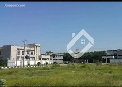 10 marla residential plot is available for sale in al-massa model town peshawar