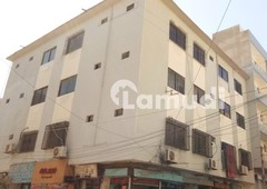ideal 1300 square feet flat has landed on market in dha defence, karachi - tauheed commercial area