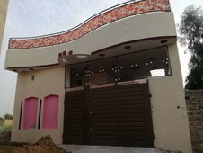 5 marla furnished house in ali town jouharabad