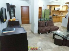 3 bed dd spacious customized flat for sale