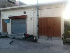 7 marla house with commercial shop and basement attock cantt