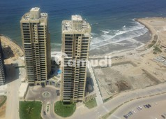 the views emaar beach front dha phase 8 2 bedroom apartment for sale - emaar panorama